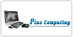 pc plus computing Logo