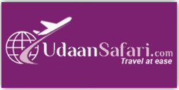Udaan Safari logo
