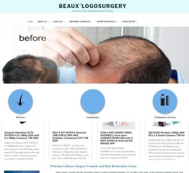 Beaux Surgery Hair