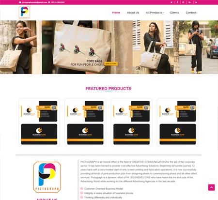 Pictograph media service