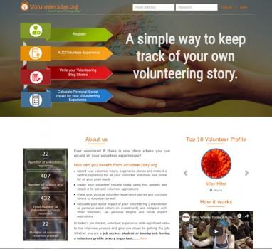 Volunteer 2day
